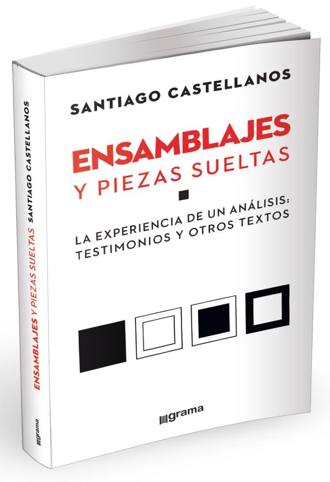 Ensamblajes y piezas sueltas. De Santiago Castellanos